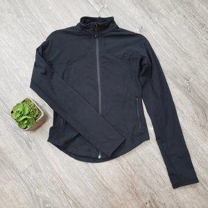 Lululemon Shape Jacket Black Sz 8